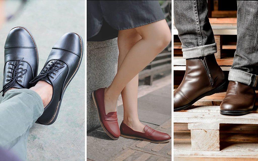 Berbagai Jenis Merk Sepatu Kulit Lokal Yang Bagus dan Recommended Untuk Di Beli