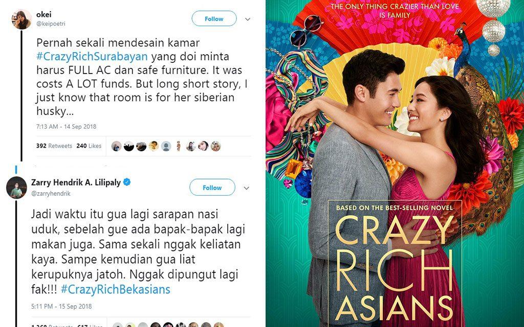 Crasy Rich Surabayan Vs Crazy Bekasian Fakta Cover