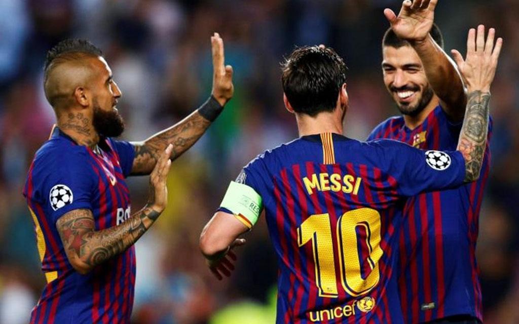 Hasil Liga Champion Eropa 2018 Rabu 19 September 2018