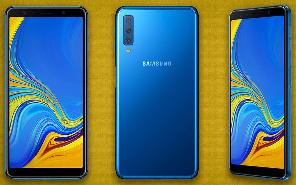 Spesifikasi Harga Kelebihan Dan Kekurangan Samsung Galaxy A7 2018