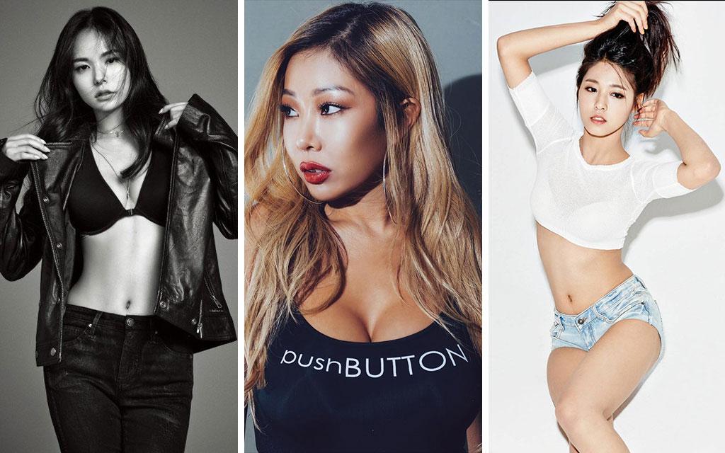 Image result for foto sexy Selebriti yang disebut sebagai artis terseksi Korea Selatan
