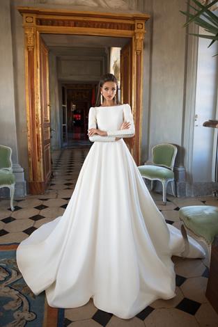 Berbagai Inspirasi Wedding Dress Atau Gaun Pernikahan Yang Terlihat