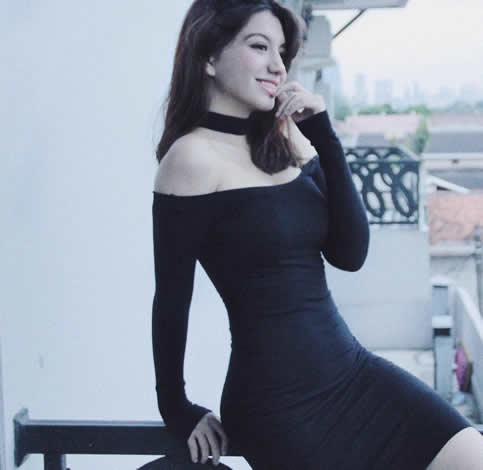seksi abis 15 artis seksi dan hot indonesia dengan