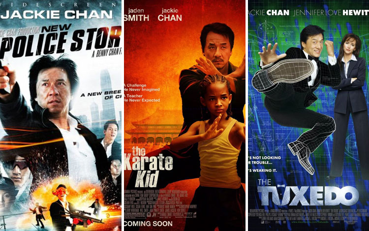 Daftar Film Jackie Chan Yang Terbaik Dan Populer Blog Unik