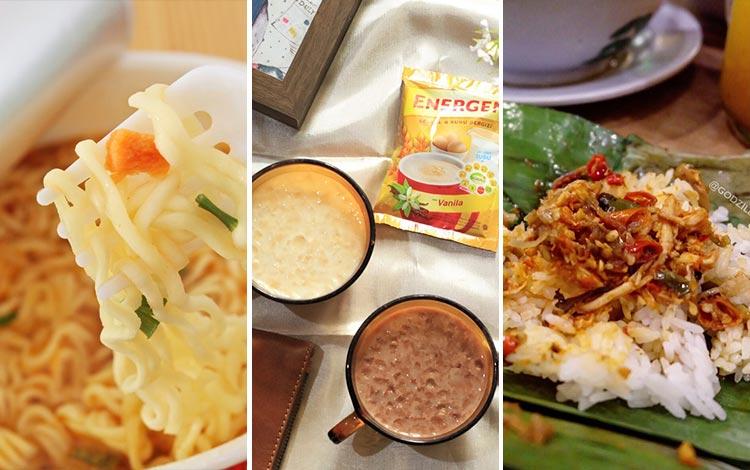 Menu Makanan Yang Paling Populer Dikalangan Anak Kost Blog