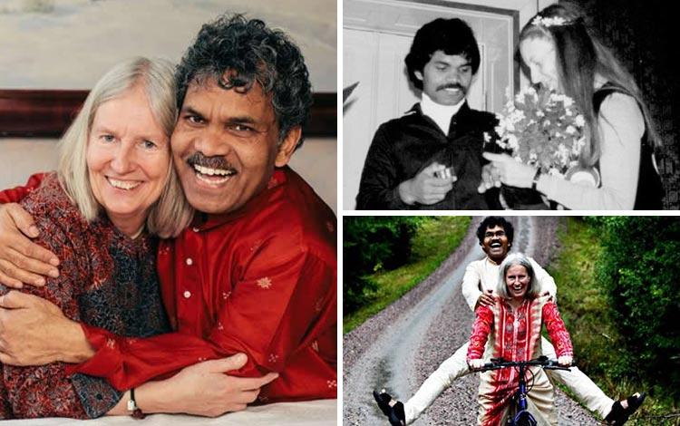 cinta sejati seorang pria bersepeda dari india ke swedia