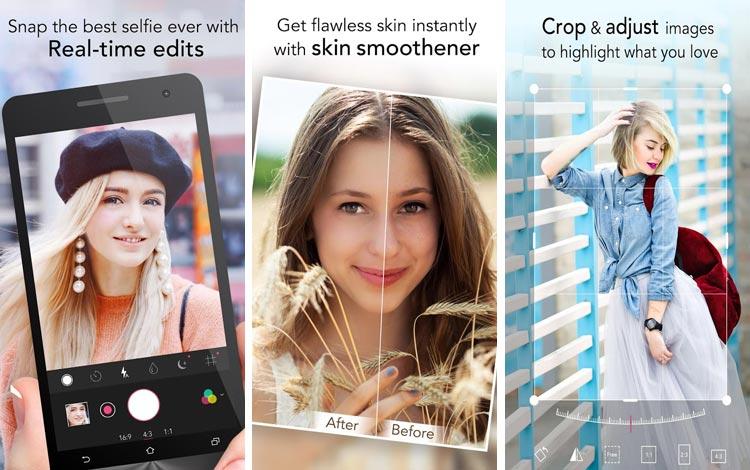 YouCam Perfect - Aplikasi edit foto Android terpopuler 2018