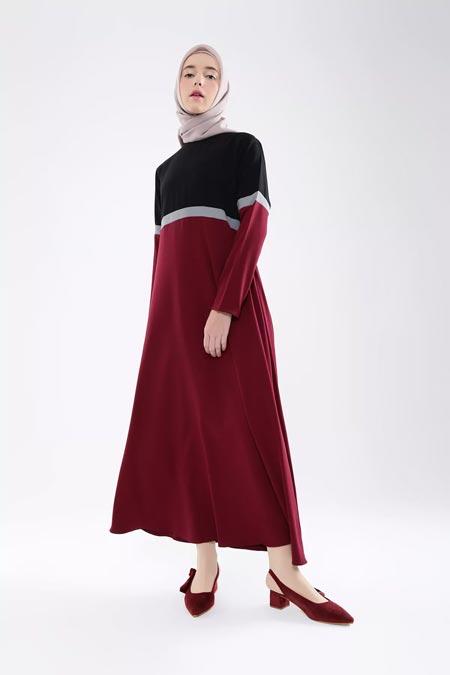 Gamis Tristan Dress - Model Baju Gamis Terbaru dan Terpopuler