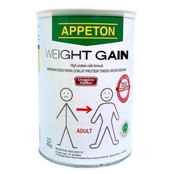 Susu penambah berat badan - Appeton Weight Gain