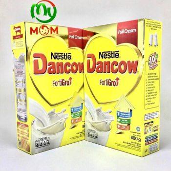 Susu penggemuk badan - Dancow Fortigro