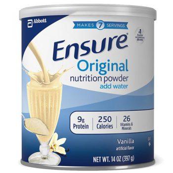 Susu penambah berat badan - Ensure Vanilla