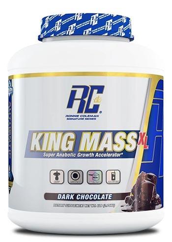 Susu penambah berat badan - King Mass XL Ronnie Coleman