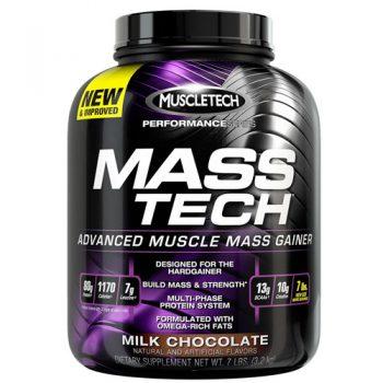 Susu penggemuk badan - Muscletech Mass Tech