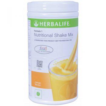 Susu penggemuk badan - Herbalife Nutritional Shake Mix