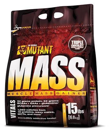 Susu penggemuk badan - Mutant Mass Muscle Mass Gainer