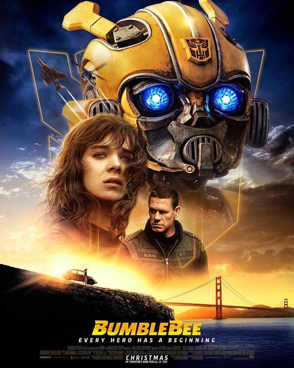 Film Bioskop Desember 2018 - Bumblebee