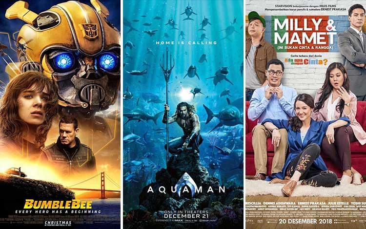 Catat Inilah Daftar Film Bioskop Yang Tayang Di Desember 2018