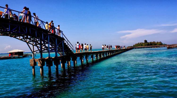 Tempat terbaik merayakan tahun baru di Jakarta - Kepulauan Seribu