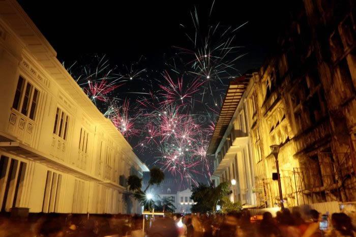 Tempat terbaik merayakan tahun baru di Jakarta - Kota Tua Jakarta