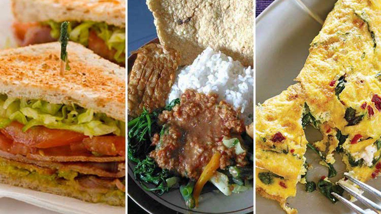 Menu Makanan Sehat Untuk Anak Kos Blog Unik