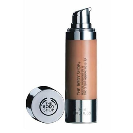 Merk Foundation Yang Bagus - The Body Shop Moisture Foundation