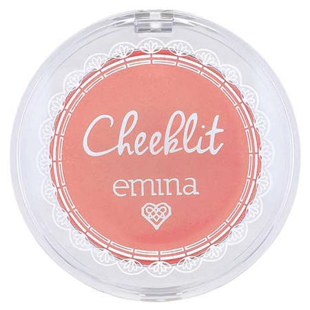 Merk Blush On Bagus - Emina Cheeklit Blush On