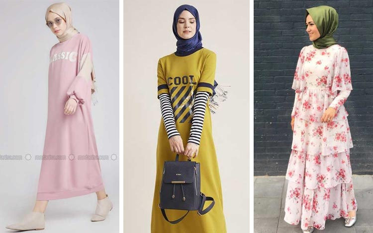 Model Baju Gamis Terbaru Dan Terpopuler Blog Unik