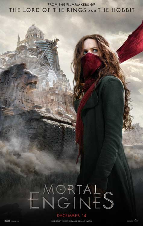 Film Bioskop Desember 2018 - Mortal Engines