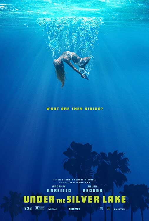 Film Bioskop Desember 2018 - Under the Silver Lake