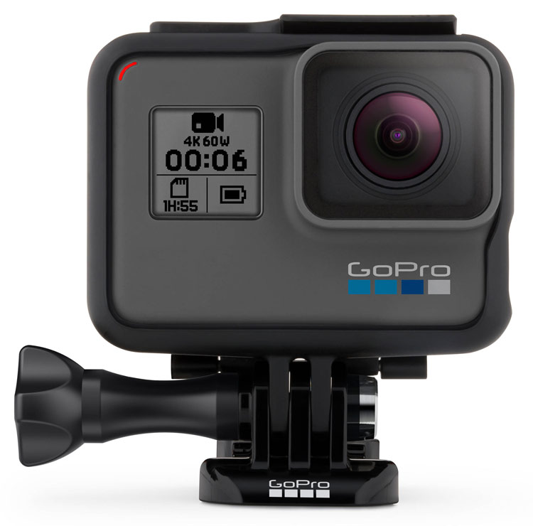 Action Camera Terbaik - GoPro HERO6 Black