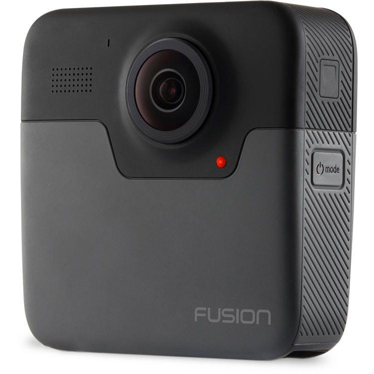 Action Camera Terbaik - GoPro Fusion