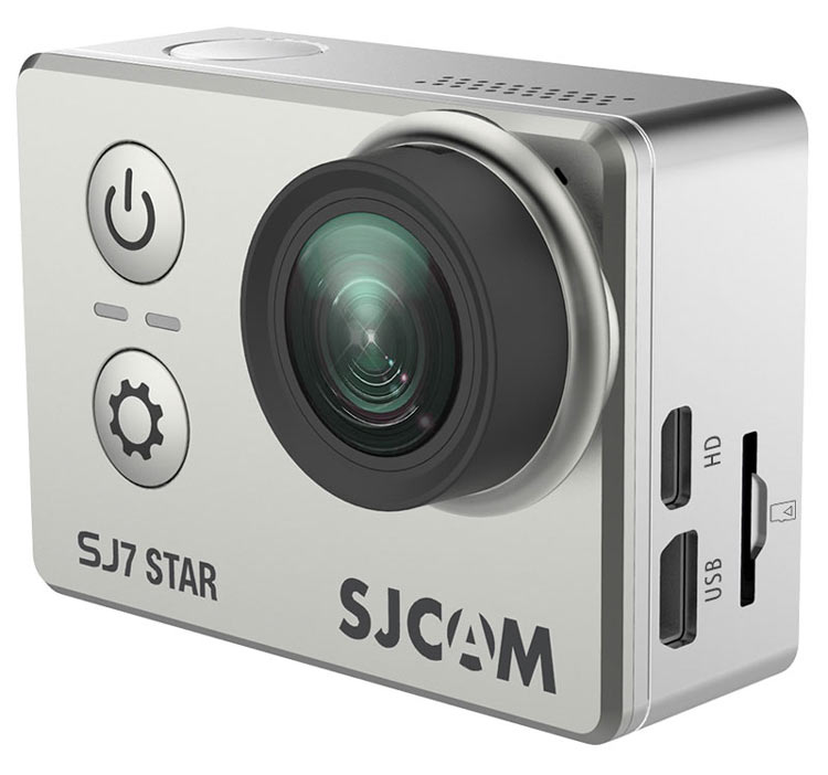 Action Camera Terbaik - SJ Cam SJ7 Star