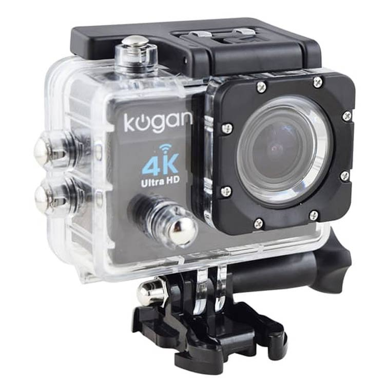 Action Camera Terbaik - Kogan Action Camera 4K UltraHD