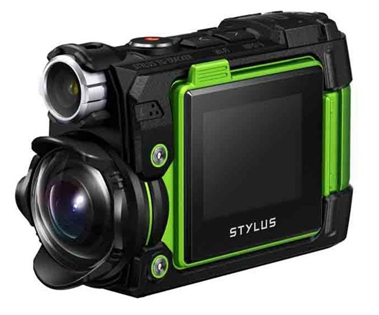 Action Camera Terbaik - Olympus Stylus TG-Tracker