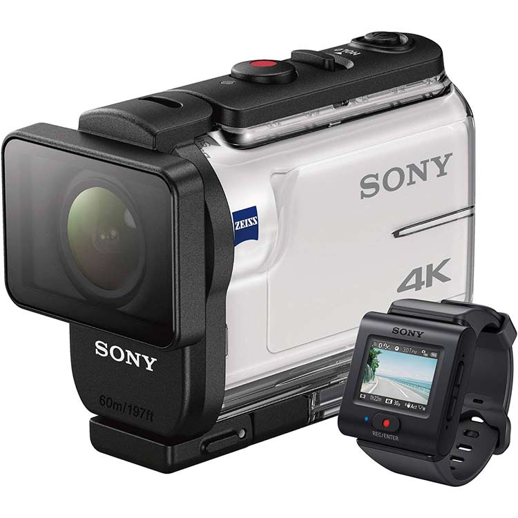 Action Camera Terbaik - Sony Action Cam FDR-X3000R
