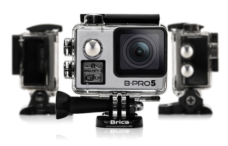 Action Camera Terbaik - Brica B-PRO5 Alpha Edition mark II