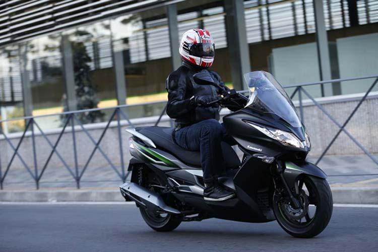 Kawasaki J125, Skutik Baru Pesaing Nmax dan PCX