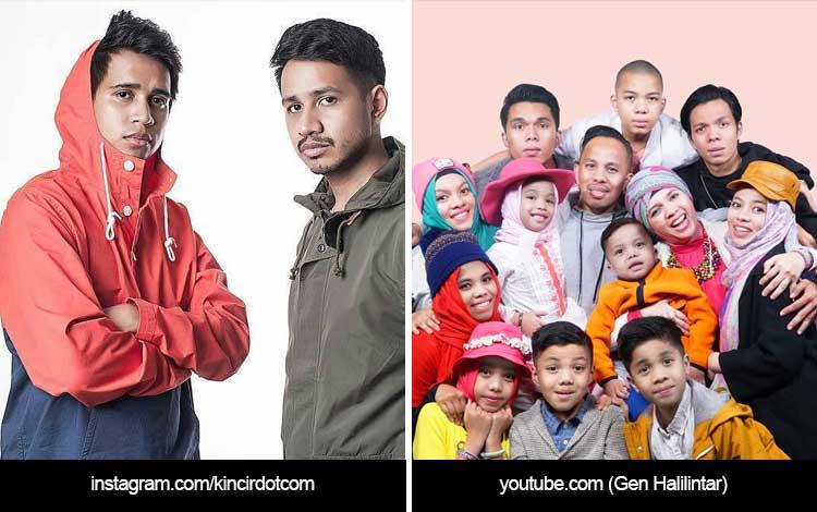 Selamat!! 2 YouTuber Indonesia Masuk YouTube Rewind 2018 Global