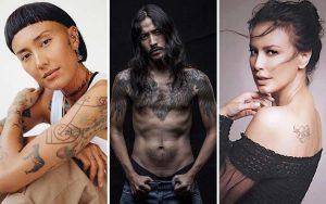 Artis Indonesia Yang Memiliki Tato