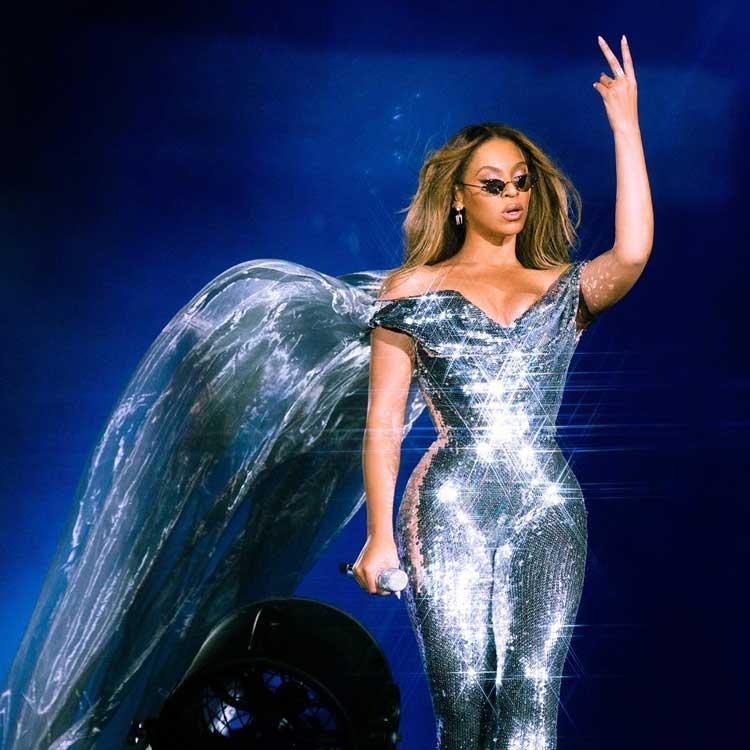 Artis Barat Dengan Bentuk Tubuh Paling Sempurna - Beyonce
