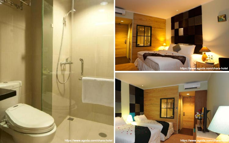 Hotel Bagus dan Murah di Bandung - Chara Hotel
