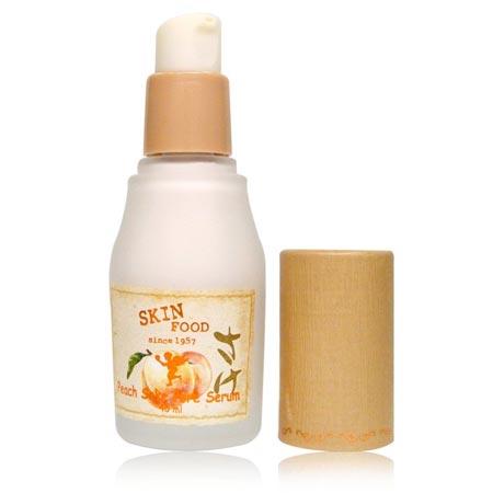 Produk Skincare Yang Trending di Indonesia - Skinfood Peach Sake Serum