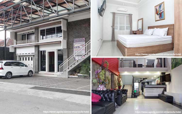 Hotel Bagus dan Murah di Bandung - Danoufa Hotel