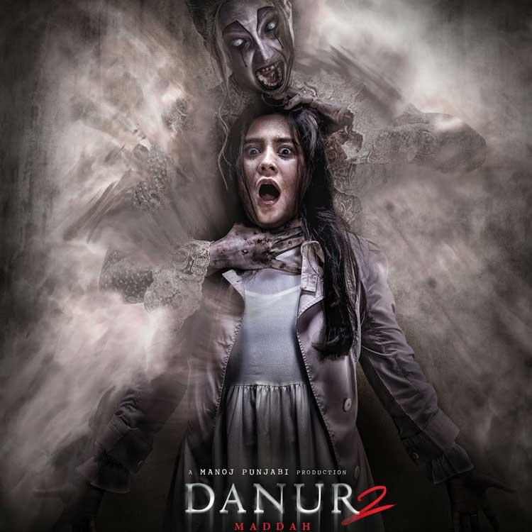 10 Film Indonesia Dengan Penonton Terbanyak Selama 2018 - Danur 2: Maddah
