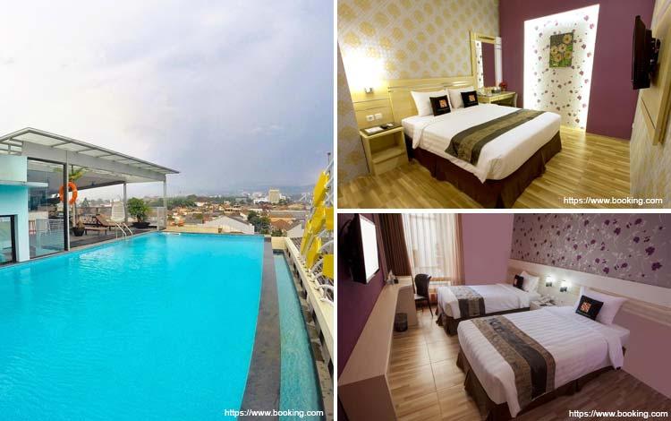 Hotel Bagus dan Murah di Bandung - Grand Sovia Hotel