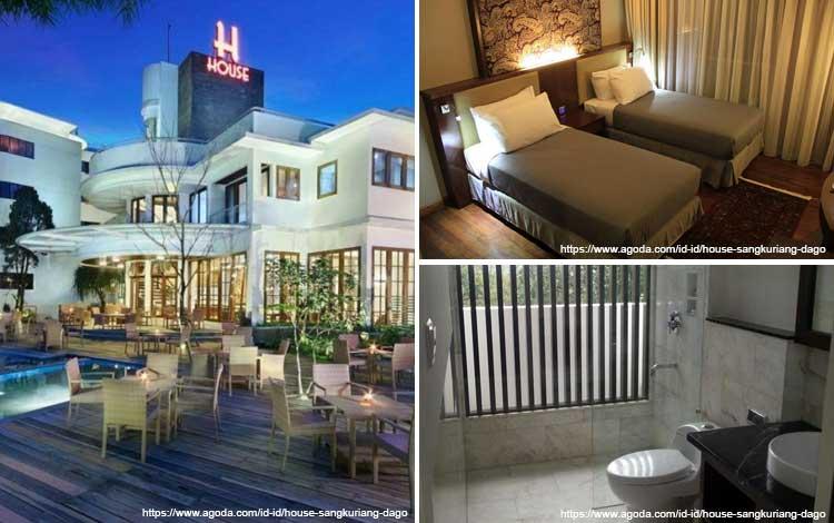 Hotel Bagus dan Murah di Bandung - House Sangkuriang Bandung