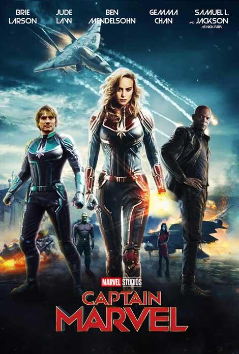 Fakta Seputar Film Kapten Marvel
