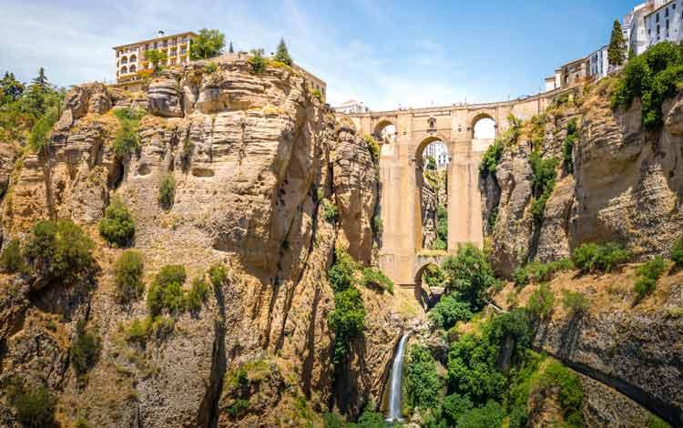 Jembatan Terindah Di Dunia - Puente Nuevo