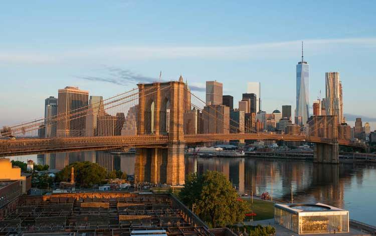 Jembatan Terindah Di Dunia - Jembatan Brooklyn