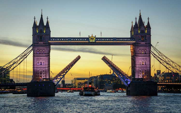 Jembatan Terindah Di Dunia - Tower Bridge